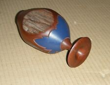 vintage Wonderin` Willy A.774 carved wood from New Zealand Tawhai ,querky design