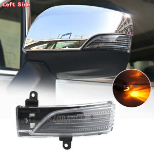 Left Driver Mirror Turn Signal Light For Subaru Impreza Forester Outback WRX LH