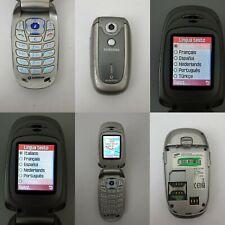 CELLULLARE SAMSUNG SGH X640 GSM SIM FREE DEBLOQUE UNLOCKED 5