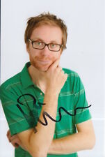 STEPHEN MERCHANT HAND SIGNED 6X4 PHOTO AN IDIOT ABROAD 4.