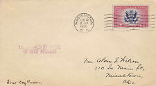 US FDC Sc # CE2 Air Post Special Delivery - Great Seal of US - US 8161