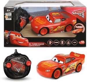 Cars 3 - RC Turbo Racer - Lightning McQueen - Fernsteuerung - NEU