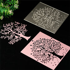 Big Tree Cutting Dies Stencil DIY Scrapbooking Album Card Embossing Crafts Hot