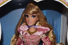 NEW Disney Store Limited Edition Sleeping Beauty Princess Aurora Doll Pink Dress
