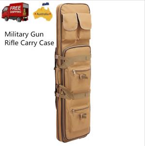 Tactical Gun Bag Military Airsoft Sniper Gun Carry Rifle Case Shooting Backpack