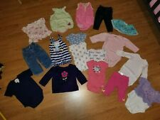 Baby Girl Clothing Lot Size 12 Months