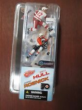 McFarlane NHL Figures 2 Pack Brett Hull and Jeremy Roenick