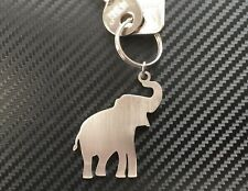 éléphant Grand MAMMIFÈRE COFFRE AFRICAIN gris sauvage zoo Porte-clé Porte-Clé