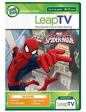 LeapFrog leapTV Active Games SPIDERMAN New sealed