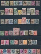 Belgium *50+ Mostly Used (1869-1929)*; Incl (1) Cinderella; Cv $35