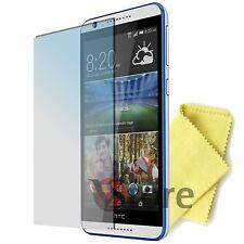 """2 Pellicola Per HTC Desire 820 Proteggi Salva Schermo Pellicole Display 5,5"""""""