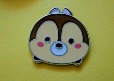Chip (Chip & Dale) - Tsum Tsum Disney Pin