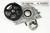 VAUXHALL ASTRA CORSA C COMBO C 1.7 1686cc DIESEL ENGINE OIL PUMP + PULLEY ENGINE