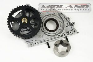 VAUXHALL ASTRA 1.7DTI & CDTi ENGINE OIL PUMP + PULLEY A17DTJ *NEW*