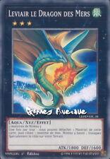 Yu-Gi-Oh ! Leviair le Dragon des Mers LEHD-FRC38 (LEHD-ENC38) VF/COMMUNE