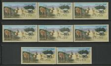 Israel, Wild Fauna, Values Type 2, Doarmat No.018 ATM MNH Stamps, Lot - 224