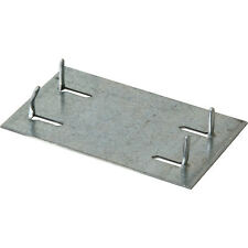 NEW Safe Plate 50 x 90mm 10 Pack