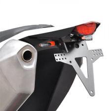 PORTATARGA KTM 690 SMC/ENDURO/R, anno 14-, regolabile, nera, incl. ref