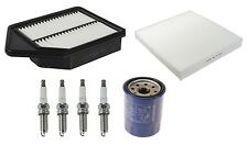 2010-2011 Honda CRV Tune Up Kit Air-Oil-Cabin Filters-Plugs