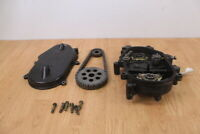 2001 ARCTIC CAT ZR 600 EFI Chain Case With Cover & Sprockets 19/40 Gears