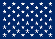 Us Union Jack 20 IN. x 26 IN. or jack of the United States of America