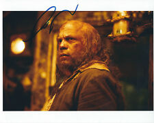 LEE ARENBERG PIRATES OF THE CARIBBEAN AUTOGRAPHED PHOTO SIGNED 8X10 #4 PINTEL