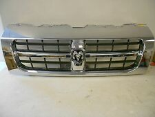 Factory OEM Genuine Mopar Promaster Front Radiator Chrome Grille Grill Assembly