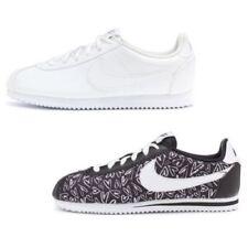 Baskets cortez noirs Nike pour femme