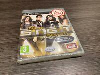 Singen It Party Hits PS3 Versiegelt Neu Pal Spanien