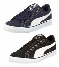 PUMA Canvas Athletic Sneakers for Men