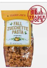 Trader Joe's Pumkin Fall Zucchette Pasta Buttenut  Squash 14 oz Pumpkin