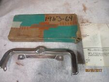 NOS CHEVROLET 1963 -1964 IMPALA,BEL AIR,BISCAYNE WAGON GAS DOOR GUARD GM