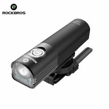 Rockbros Cycling Head Light Front Linght USB-chargeable Flashlight 400/800 Lumen