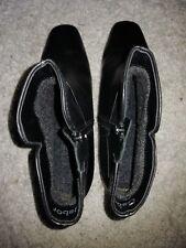 Gabor Comfort Damen Stiefel Stiefeletten Boots  Leder Gr.41 2/3 UK 8