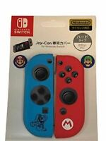 Mario and Luigi Nintendo Switch Joy-Con Silicone Covers and Thumb Grips Covers