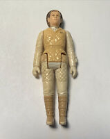 Vintage Star Wars Hoth Princess Leia Action Figure 1980 Hong Kong Kenner