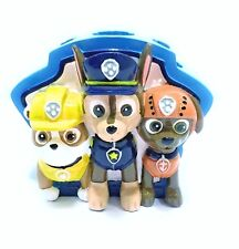 NEW Toothbrush Ceramic Holder for Kids Nickelodeon Child Bathroom Paw Patrol