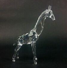 Swarovski Crystal Baby Giraffe Figurine 236717 Box 7603