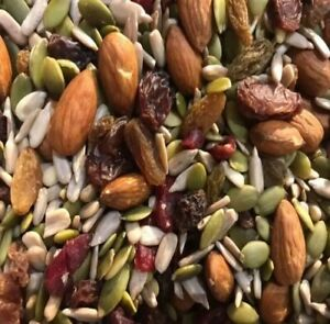 Trail Mix 1Kg - Bulk Buy - BreakFast  cereals - Mixed Nuts re