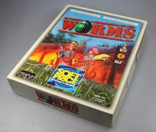 Worms Bigbox  PC CD-ROM Version Win95