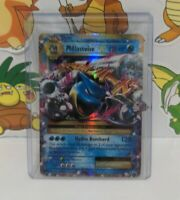 M Blastoise EX 22/108 Ultra Rare XY Evolutions Pokemon Card Slightly Played