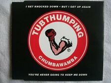 Chumbawamba Tubthumping (UK, 1997) [Maxi-CD]