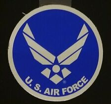 US AIR FORCE HAP ARNOLD WING 3 INCH STICKER DECAL - MADE IN THE USA!!