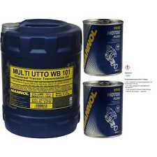 10 L MANNOL Multi UTTO WB 101 API gl-4 Transmission Moteur Chasse d'eau moteur Flush