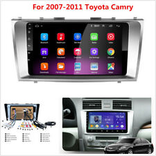 9'' Android 9.1 Car GPS Stereo Radio Multimedia Player For Toyota Camry 07-2011