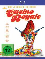 Blu-ray Casino Royale (collectors Edition) (david Niven Peter Sellers)