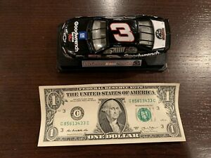 1999 NASCAR Dale Earnhardt Monte Carlo Goodwrench #3 Black Car Stand Hasbro