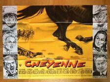 Cheyenne (A0-Plakat '65) - Richard Widmark / James Stewart / Western
