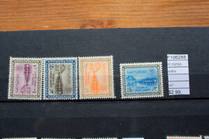 LOT STAMPS ARABIA MH* (F106288)