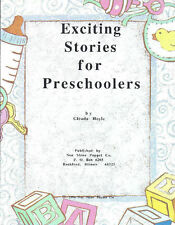 18 Exciting Stories for Preschoolers-Teachers, Christian Education